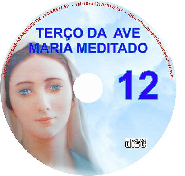 CD TERÇO DA AVE MARIA MEDITADO 12