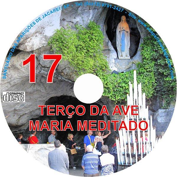 CD TERÇO DA AVE MARIA MEDITADO 17