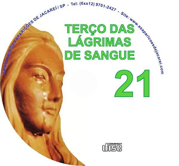 CD TERÇO DAS LÁGRIMAS DE SANGUE 21