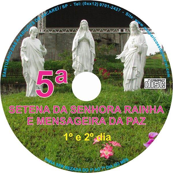 CDs COLETÂNEA- SETENA  05