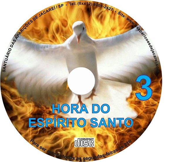 CD HORA DO ESPÍRITO SANTO 03