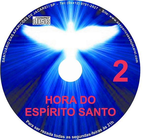 CD HORA DO ESPÍRITO SANTO 02