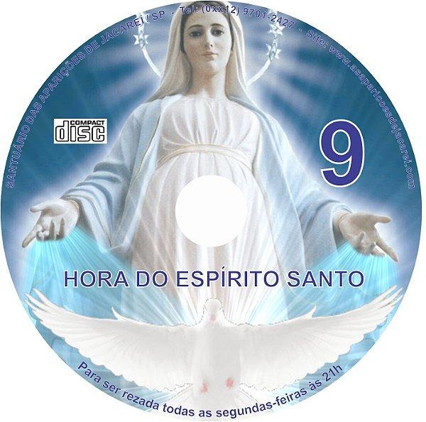 CD HORA DO ESPÍRITO SANTO 09