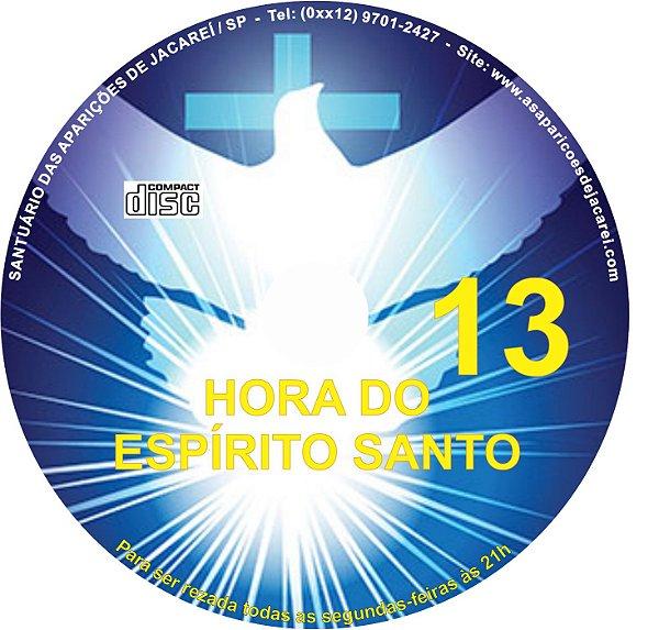 CD HORA DO ESPÍRITO SANTO 13