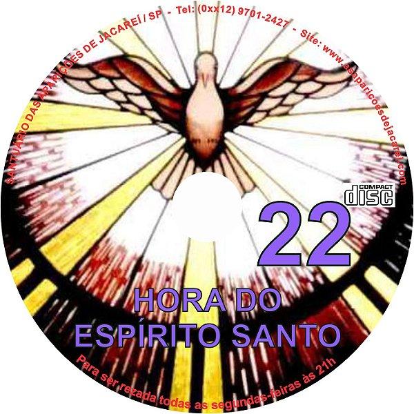 CD HORA DO ESPÍRITO SANTO 22