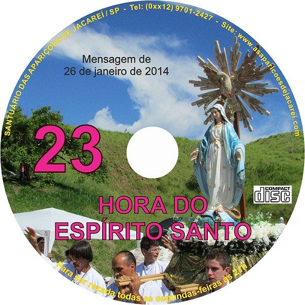 CD HORA DO ESPÍRITO SANTO 23