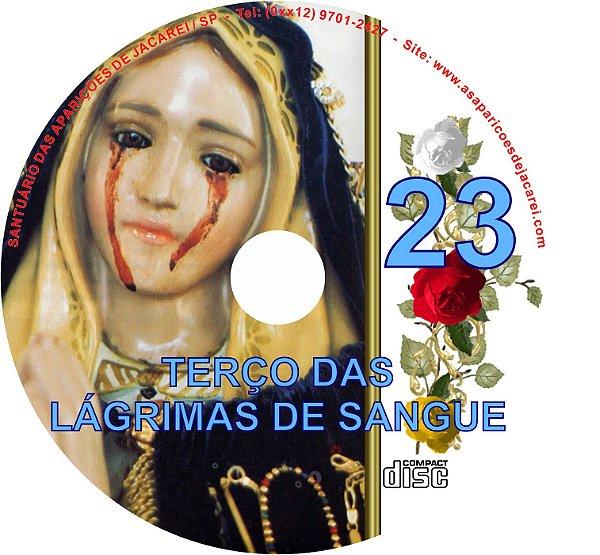 CD TERÇO DAS LÁGRIMAS DE SANGUE  23
