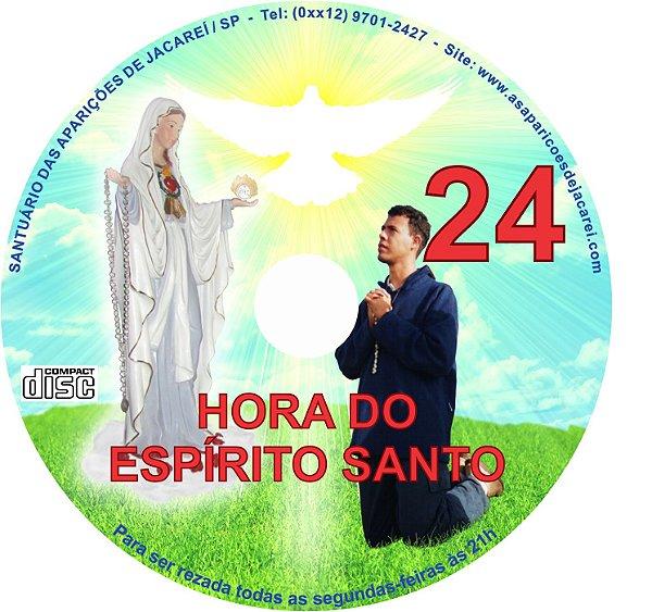 CD HORA DO ESPÍRITO SANTO 24