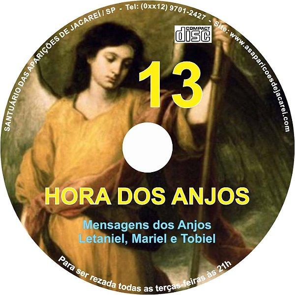 CD HORA DOS ANJOS 13