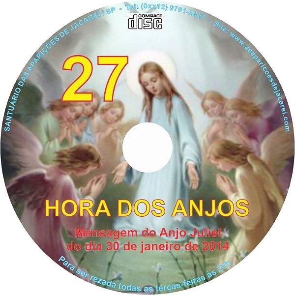 CD HORA DOS ANJOS 27