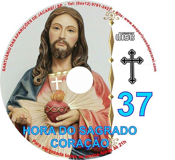 CD HORA DO SAGRADO CORAÇÃO 37