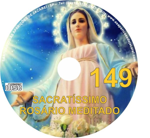 CD ROSÁRIO MEDITADO 149