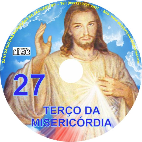 CD TERÇO DA MISERICÓRDIA 027