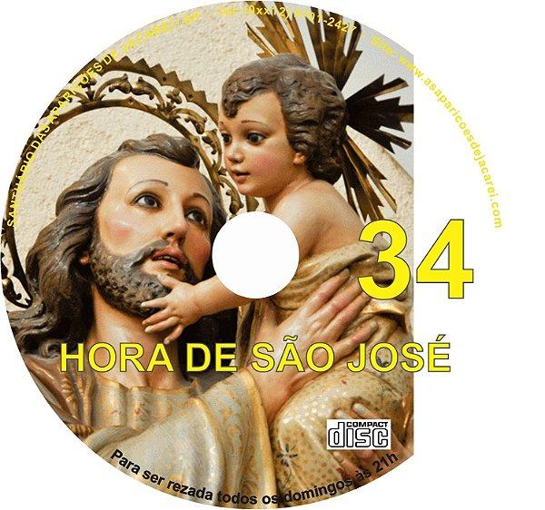 CD HORA DE SÃO JOSÉ 34