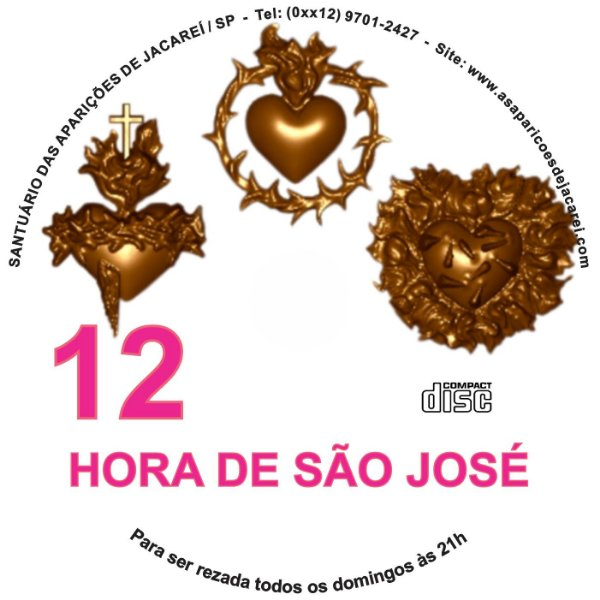 CD HORA DE SÃO JOSÉ 12