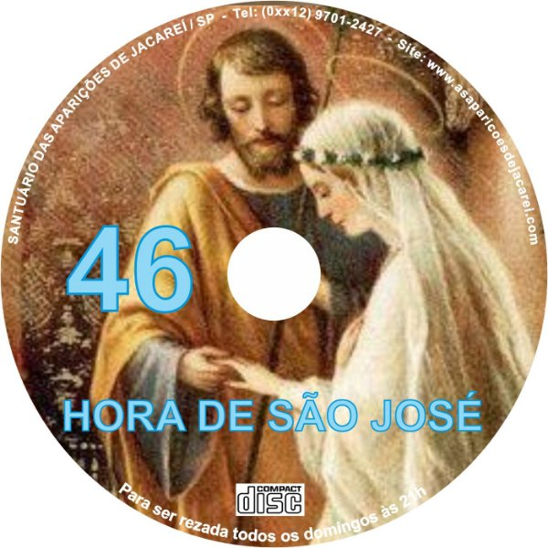 CD HORA DE SÃO JOSÉ 46
