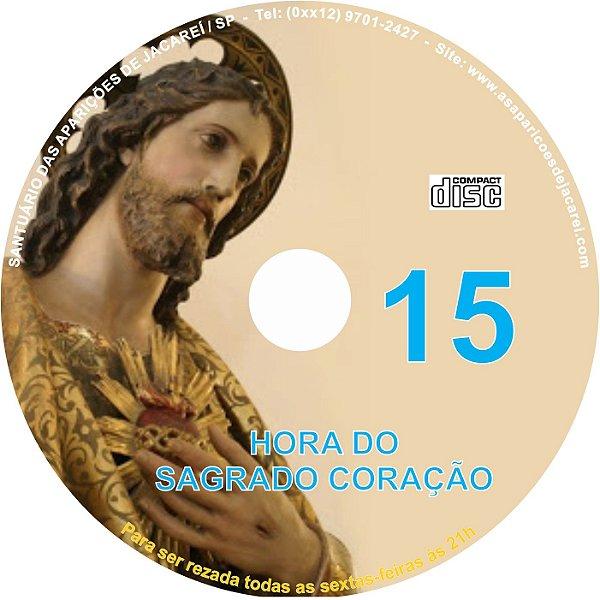 CD HORA DO SAGRADO CORAÇÃO 15