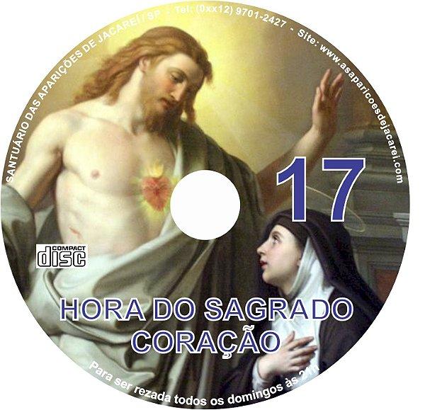 CD HORA DO SAGRADO CORAÇÃO 17