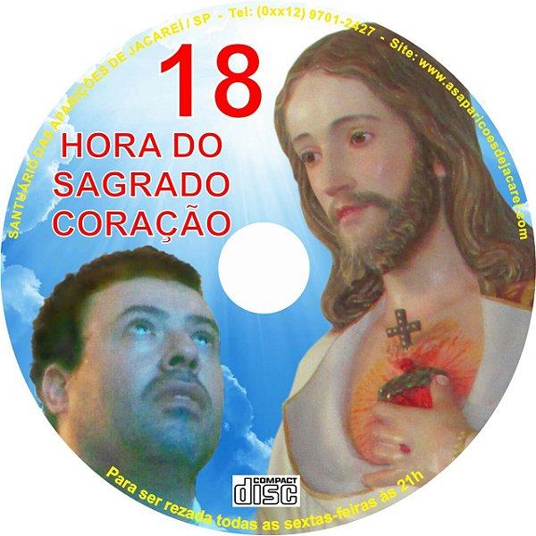 CD HORA DO SAGRADO CORAÇÃO 18