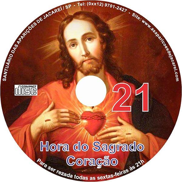 CD HORA DO SAGRADO CORAÇÃO 21