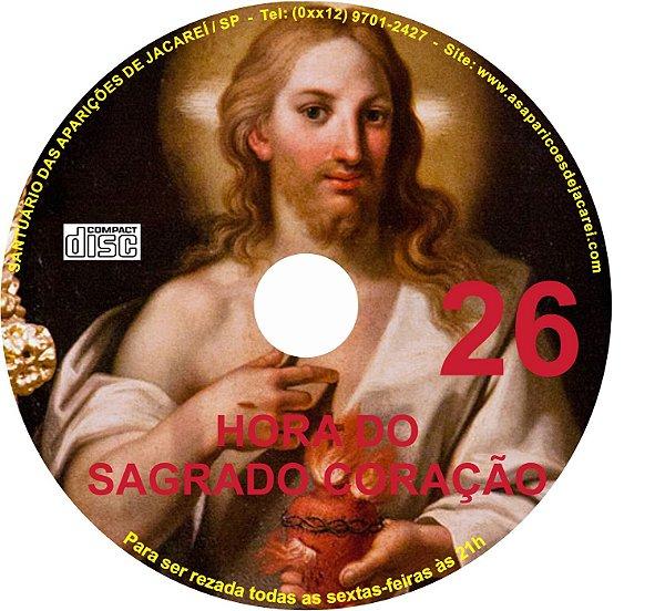 CD HORA DO SAGRADO CORAÇÃO 26