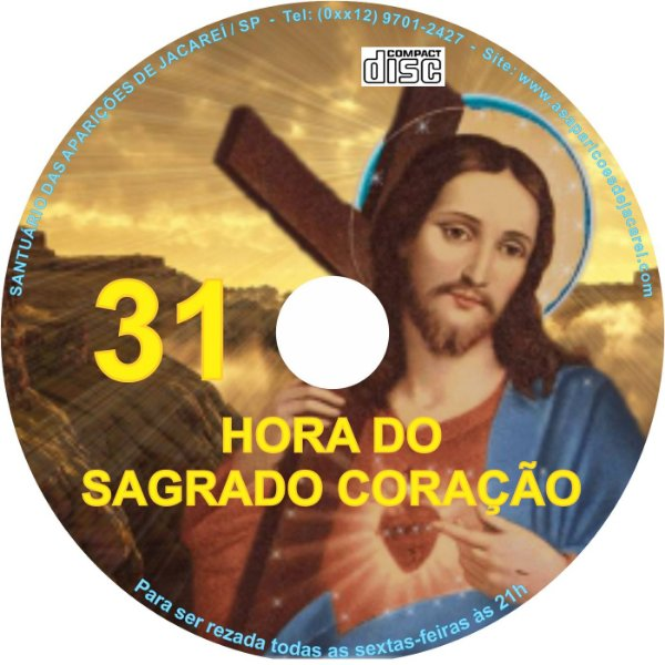 CD HORA DO SAGRADO CORAÇÃO 31