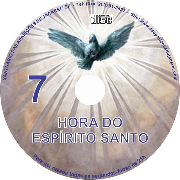 CD HORA DO ESPÍRITO SANTO 07