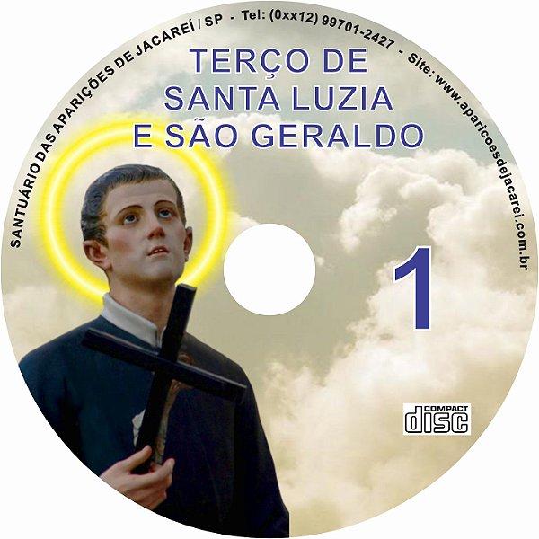 CD TERÇO SANTA LUZIA E SÃO GERALDO 01