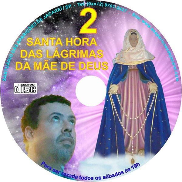 CD SANTA HORA DAS LÁGRIMAS DA MÃE DE DEUS 02