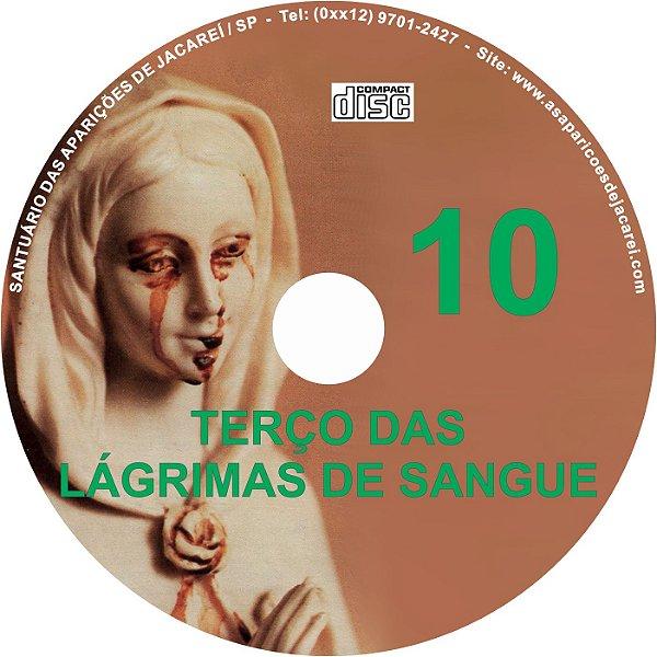 CD TERÇO DAS LÁGRIMAS DE SANGUE 10