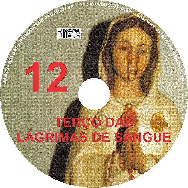 CD TERÇO DAS LÁGRIMAS DE SANGUE 12