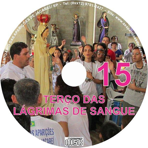 CD TERÇO DAS LÁGRIMAS DE SANGUE 15