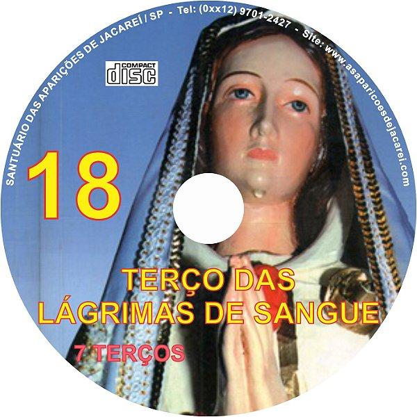CD TERÇO DAS LÁGRIMAS DE SANGUE 18