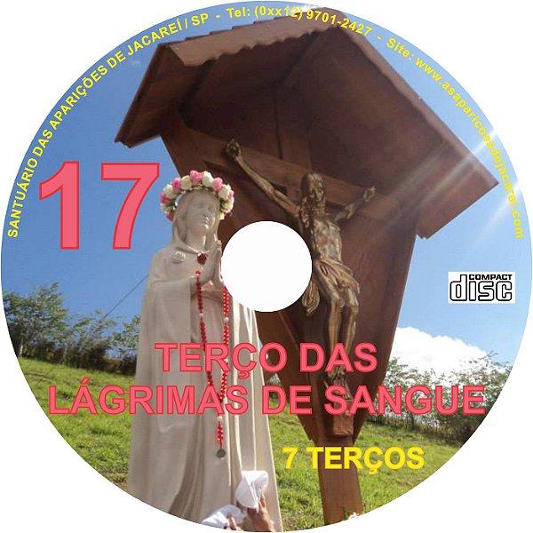 CD TERÇO DAS LÁGRIMAS DE SANGUE 17