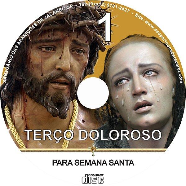 CD TERÇO DOLOROSO 01