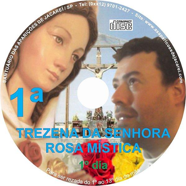 CDs COLETÂNEA - TREZENA 01
