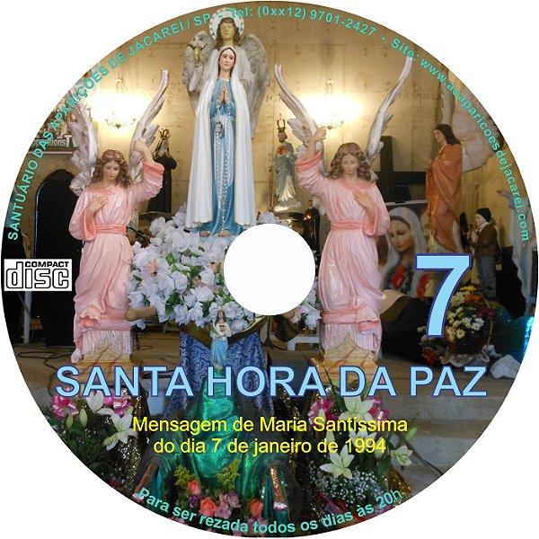 CD SANTA HORA DA PAZ 007