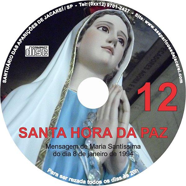 CD SANTA HORA DA PAZ 012