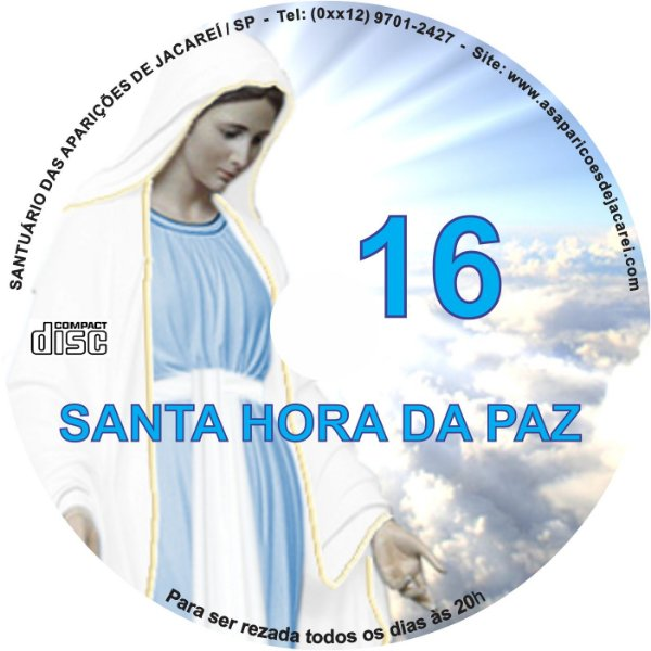 CD SANTA HORA DA PAZ 016