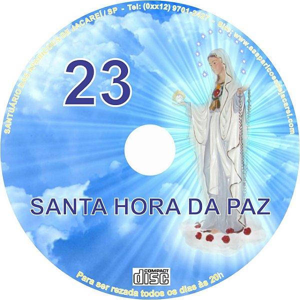 CD SANTA HORA DA PAZ 023