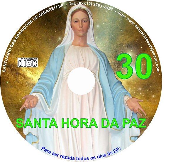 CD SANTA HORA DA PAZ 030