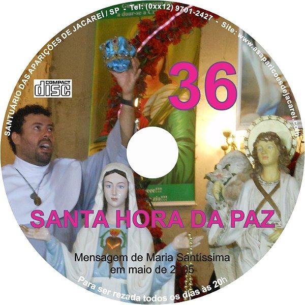 CD SANTA HORA DA PAZ 036