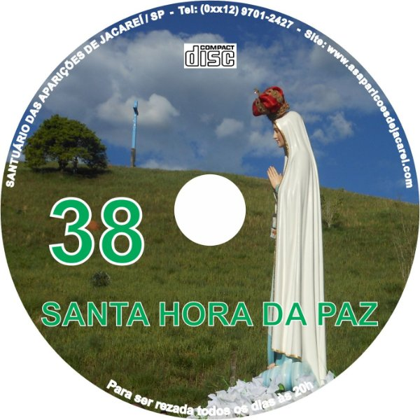 CD SANTA HORA DA PAZ 038