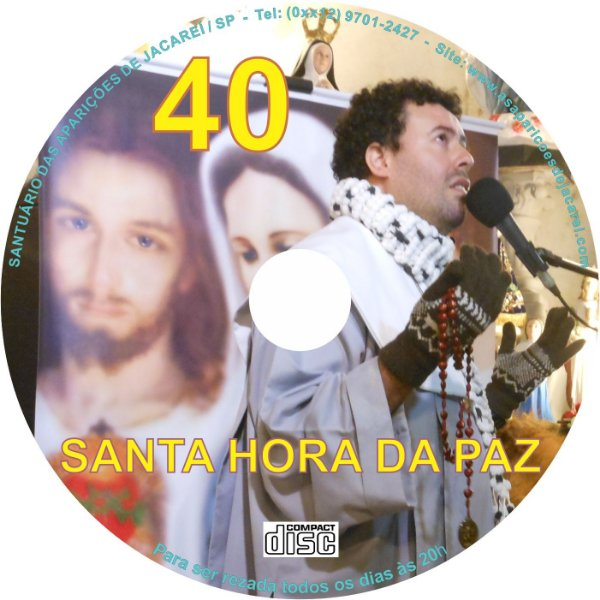 CD SANTA HORA DA PAZ 040