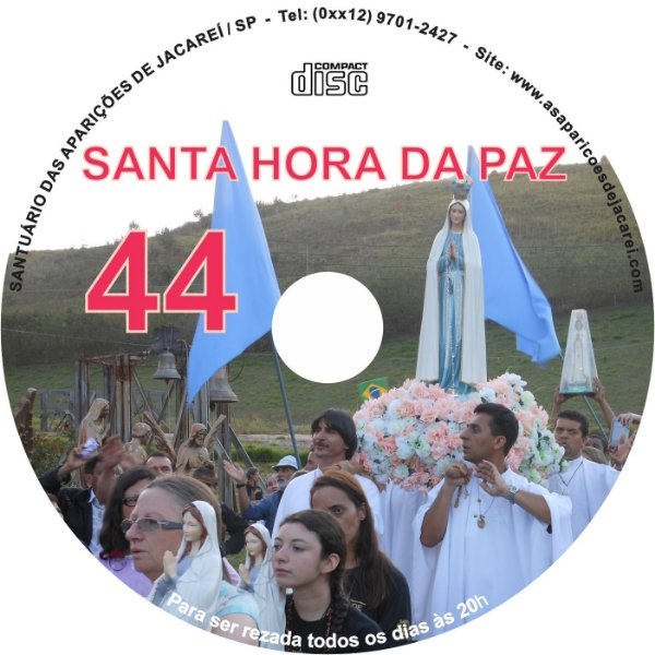 CD SANTA HORA DA PAZ 044
