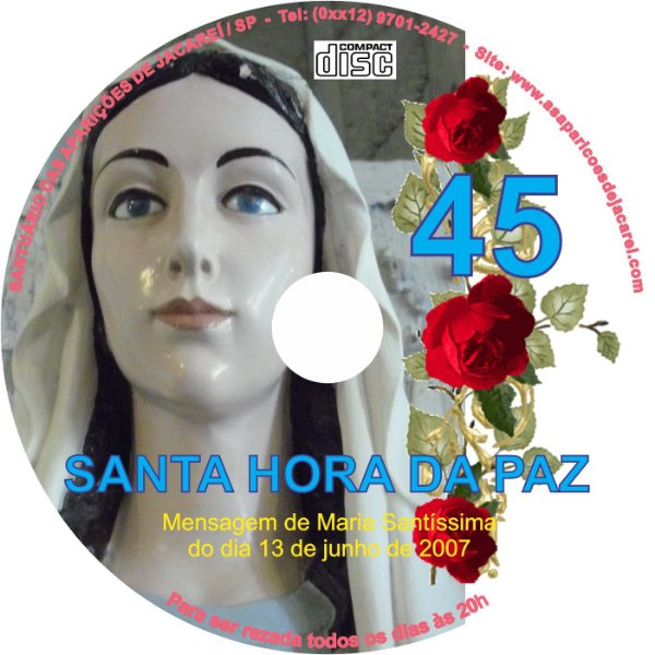 CD SANTA HORA DA PAZ 045