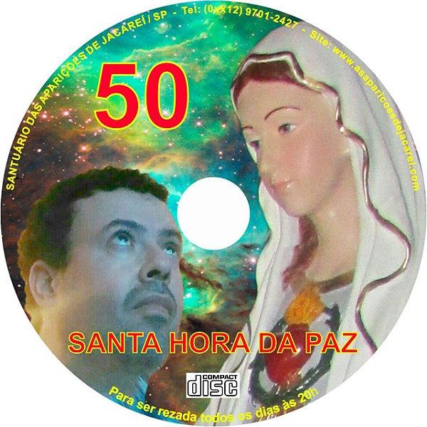 CD SANTA HORA DA PAZ 050