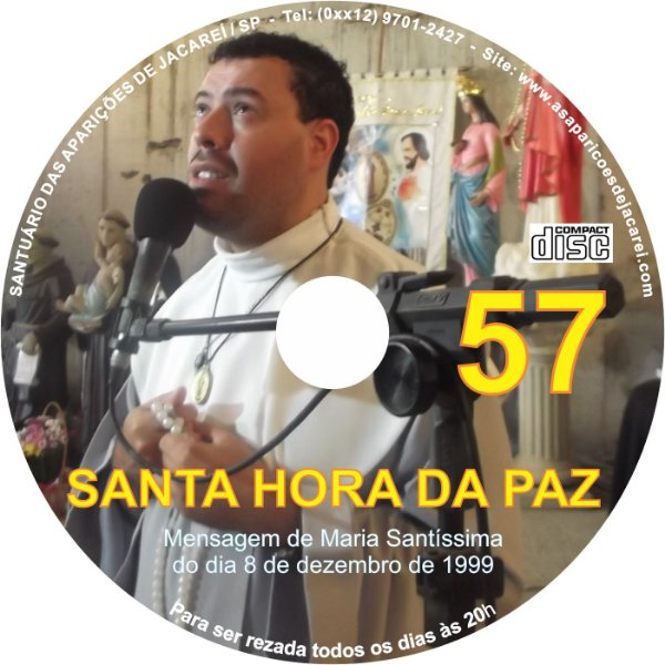 CD SANTA HORA DA PAZ 057