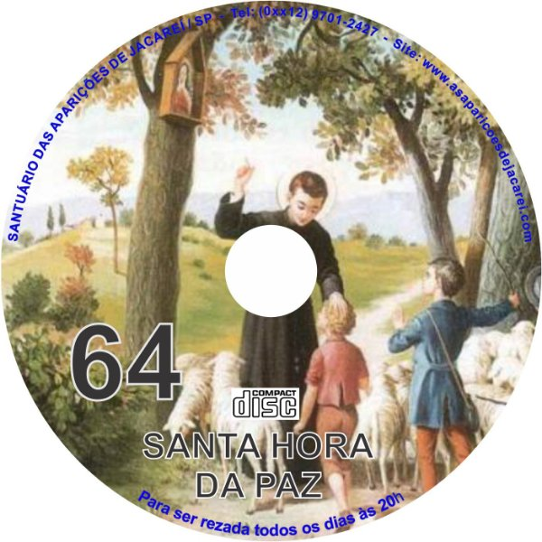 CD SANTA HORA DA PAZ 064