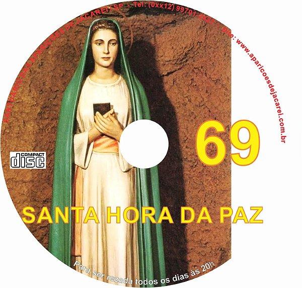 CD SANTA HORA DA PAZ 069
